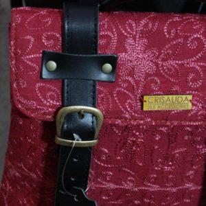 Χειροποίητη Τσάντα Back Pack 4