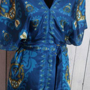 Φόρεμα από 100% Μετάξι